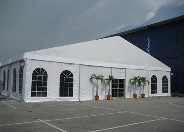 Aluminum Frame Clear Span Canopy Marquee Party Tent for Wedding Party