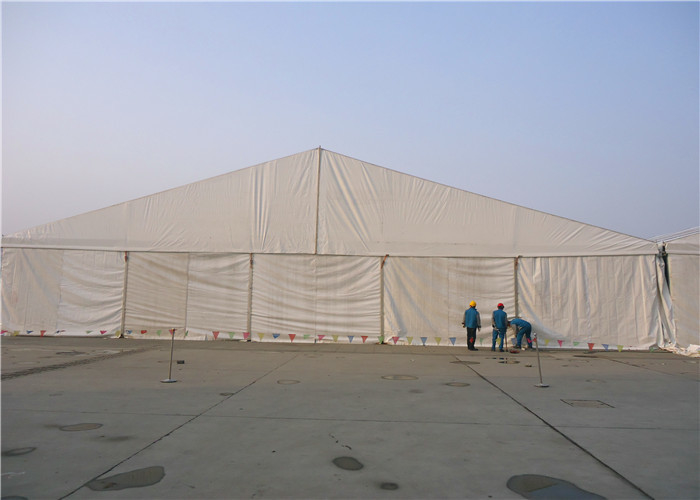20m×50m Aluminum Frame Outside Canopy Tent Wedding Marquee With Accessories